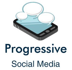 Progressive Social Media Logo